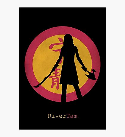 Firefly - River Tam Photographic Print