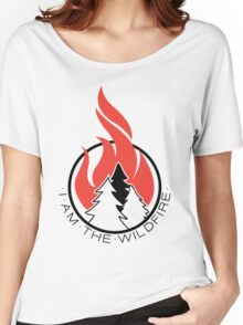 I am the Wildfire Women's Relaxed Fit T-Shirt