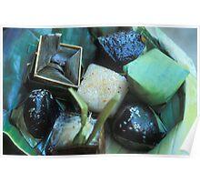 Vietnamese sweet treats Poster
