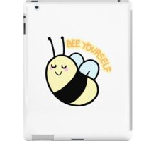 Bee Yourself iPad Case/Skin