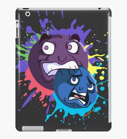 Agar.io Cartoon Design iPad Case/Skin