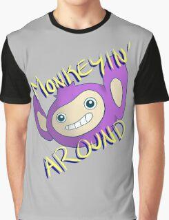Monkeyin' Around Graphic T-Shirt