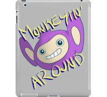 Monkeyin' Around iPad Case/Skin