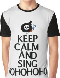 Brook One piece Keep Calm Graphic T-Shirt