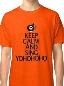 Brook One piece Keep Calm Classic T-Shirt