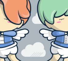 Mini Mini Cupid Duo Sticker