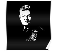 Curtis Lemay Poster