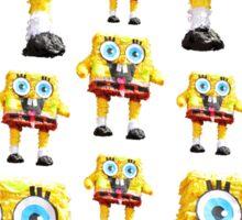 PINATA Sponge Bob Fun Sticker
