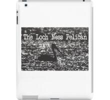 Loch Ness Pelican iPad Case/Skin