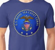Sea Cadets Seal and Emblem Unisex T-Shirt