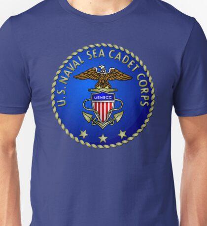 Sea Cadets Seal and Emblem Unisex T-Shirt