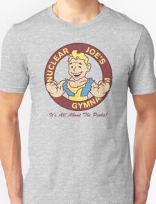 Nuclear Joe's Average Gym T-Shirt