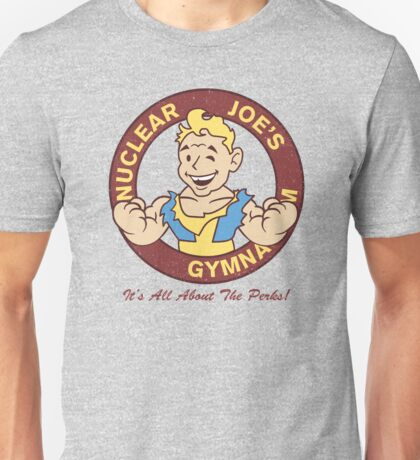 Nuclear Joe's Average Gym Unisex T-Shirt