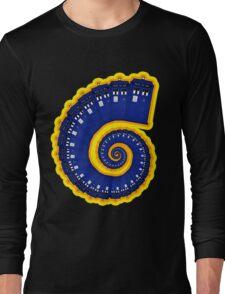 Doctor Who - TARDIS Spiral Long Sleeve T-Shirt