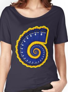 Doctor Who - TARDIS Spiral Women's Relaxed Fit T-Shirt