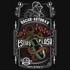 Sir Oscar of Astora's Estus Flask by wonderjosh