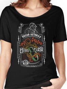Sir Oscar of Astora's Estus Flask Women's Relaxed Fit T-Shirt