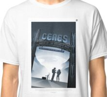 Ceres: Queen of the Asteroid Belt Classic T-Shirt