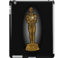 oscar award iPad Case/Skin