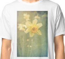 Yellow Daffodil Classic T-Shirt