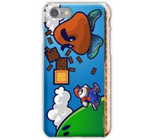 Air Glorio Bros iPhone Case/Skin