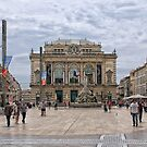 Montpellier Opera House by Jo-PinX
