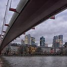 Frankfurt Mainhattan by Jo-PinX
