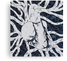 Transplant Canvas Print