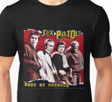 PISTOLS John Lydon Unisex T-Shirt