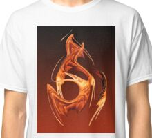 """""""HOT"""" with attitude Classic T-Shirt"""