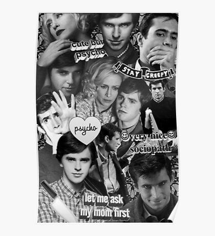 Bae Motel Poster