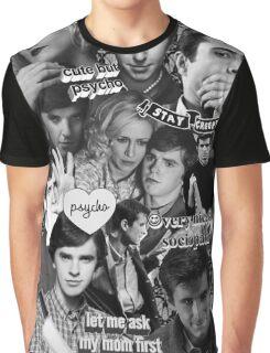 Bae Motel Graphic T-Shirt