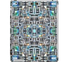 Grey Boxes of Color iPad Case/Skin