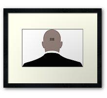 Agent Framed Print