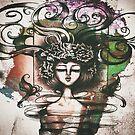 Wandering Mind by NADYA PUSPA