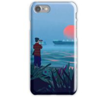 Shipspotting iPhone Case/Skin