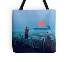 Shipspotting Tote Bag