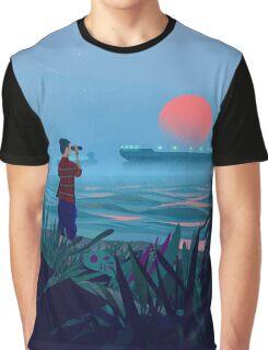 Shipspotting Graphic T-Shirt