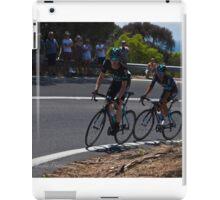 2016 Jayco Herald Sun Tour, stage 4 Arthur's Seat iPad Case/Skin