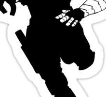 Team Bucky Sticker