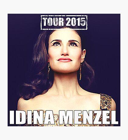 IDINA MENZEL Photographic Print