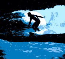Shadow Surfer Sticker