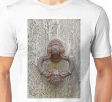 Time-worn door knocker 7 Unisex T-Shirt
