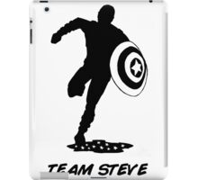 Team Steve iPad Case/Skin