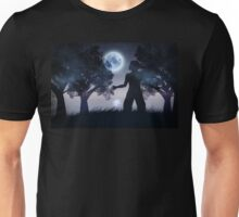 Lonely Night Landscape 2 Unisex T-Shirt