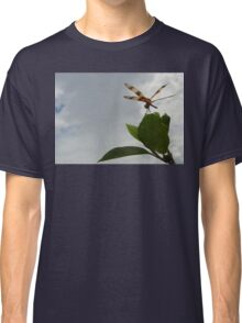 Dragonfly on Mangrove Photo Classic T-Shirt