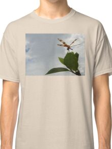 Dragonfly on Mangrove Photo Classic T-Shirt