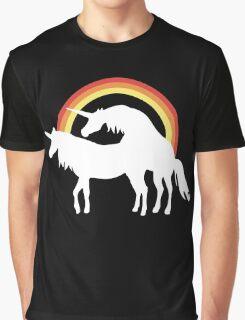 Unicorns Love Graphic T-Shirt