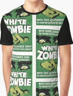 White zombie - the movie Graphic T-Shirt