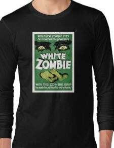 White zombie - the movie Long Sleeve T-Shirt